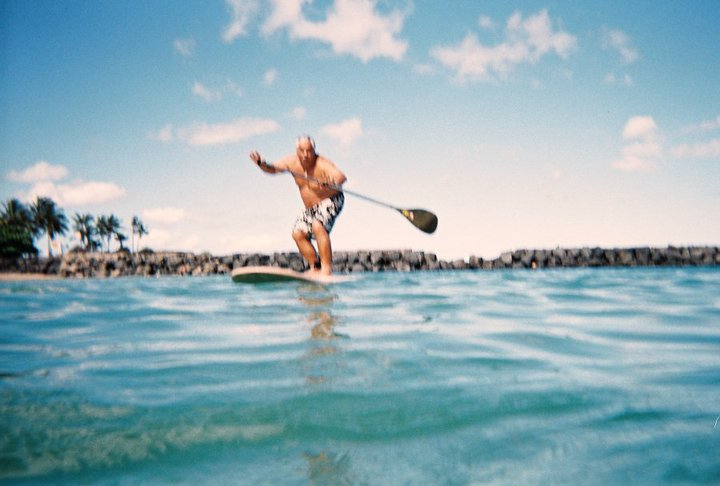 Our job as SUP enthusiasts…