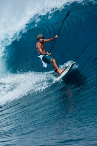 Image result for gerry lopez sup racing