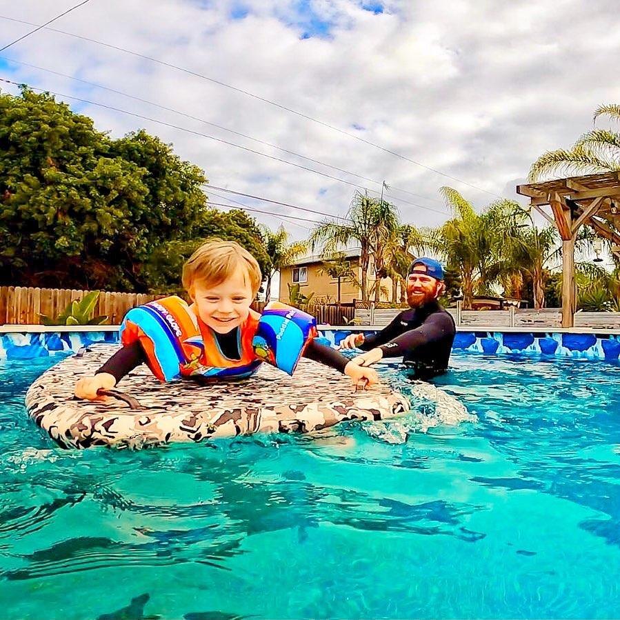 3 Steps to Get Your Kids Stoked on WaveRiding